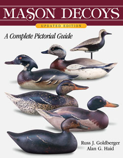 Mason Decoys Book Updated